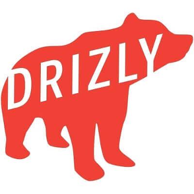 Drizly.com Logo Beer, Wine, Liquor