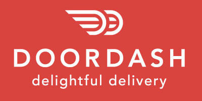 doordash logo DOORDASH $10