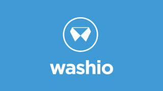getwashio.com logo $25 Free Washio Credit
