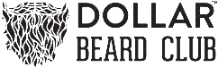 dollar beard club logo