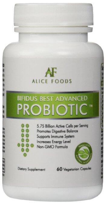 Bifidus Best Advanced Probiotic Supplement 50% off Amazon.com