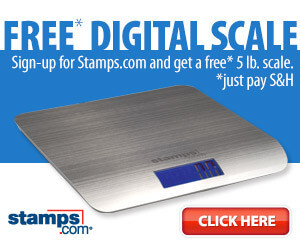 Stamps.com Free Digital Scale Promo Code