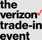 Verizon Wireless Trade-in event logo