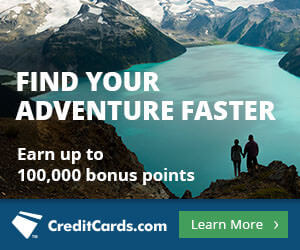 Earn up to 100000 Points Sign up Bonus - travel rewards