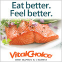Vital Choice Wild Seafood Organic food