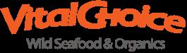 Vital Choice Logo - Wild Seafood and Organics