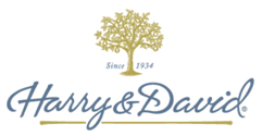 Harry and David Logo HarryandDavid.com