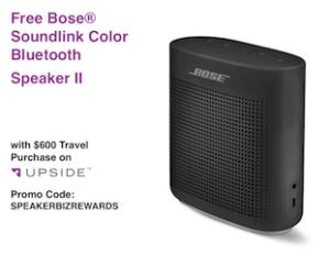Free Bose Bluetooth Speaker II-min2