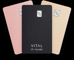 Vital Credit Card