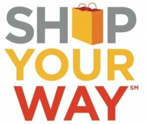 Shop Your Way Logo Uber $2 Cash Back ShopYourWay